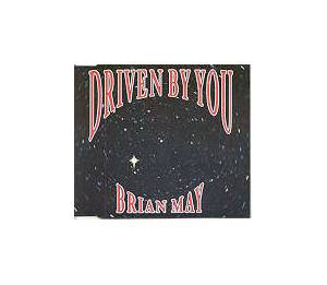Cover - Brian May: Driven By You