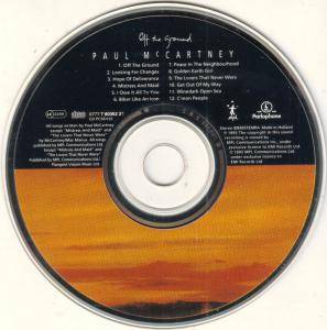Paul McCartney: Off The Ground (CD) - Bild 4
