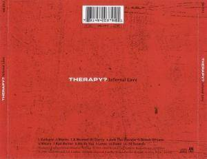 Therapy?: Infernal Love (CD) - Bild 2