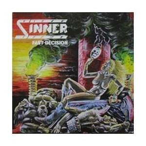 Cover - Sinner: Fast Decision