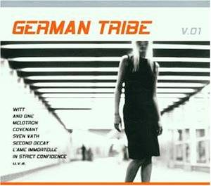 Cover - Oomph! Feat. Nina Hagen: German Tribe V.01