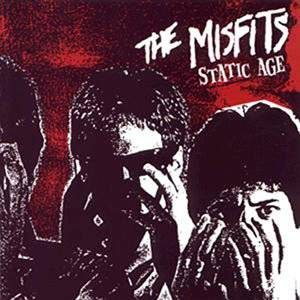 Cover - Misfits: Static Age