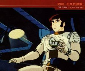 Cover - Phil Fuldner: Final (The Captain Future Theme), The