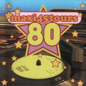 Maxi 45 Tours - Cover