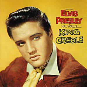 Elvis Presley: King Creole - Cover