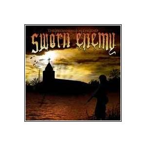 Sworn Enemy: Beginning Of The End, The - Cover