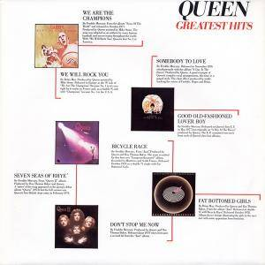 Queen: Greatest Hits (LP) - Bild 2