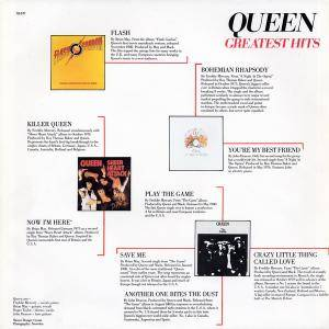 Queen: Greatest Hits (LP) - Bild 3