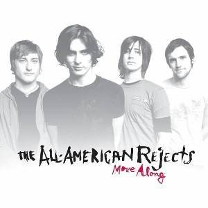 The All-American Rejects: Move Along - Cover