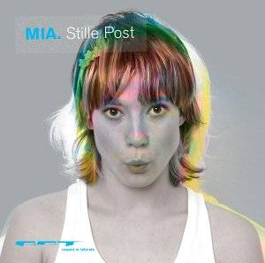 MIA.: Stille Post - Cover