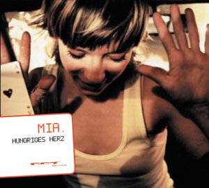 Cover - MIA.: Hungriges Herz