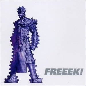 George Michael: Freeek! - Cover