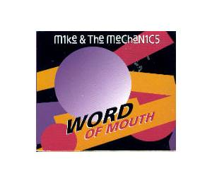 Mike & The Mechanics: Word Of Mouth - Cover