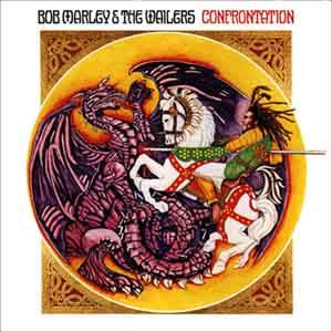Bob Marley & The Wailers: Confrontation - Cover