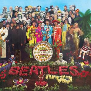 Cover - Beatles, The: Sgt. Pepper's Lonely Hearts Club Band
