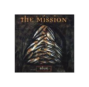 The Mission: Blue - Cover