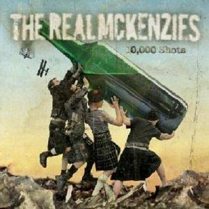 Cover - Real McKenzies, The: 10,000 Shots