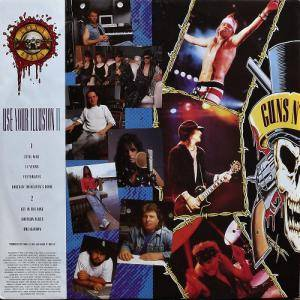 Guns N' Roses: Use Your Illusion II (2-LP) - Bild 3