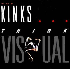 The Kinks: Think Visual - Cover