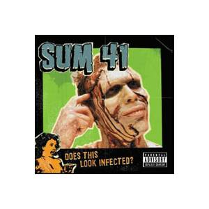 Sum 41: Does This Look Infected? - Cover