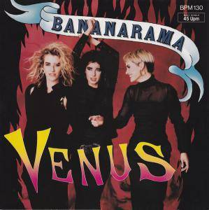 Bananarama: Venus - Cover
