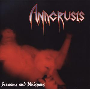Anacrusis: Screams And Whispers - Cover
