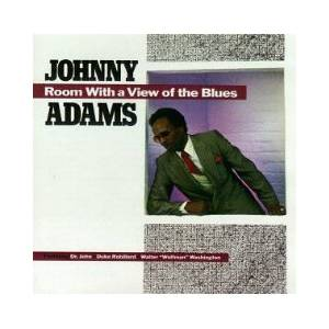 Cover - Johnny Adams: Room With A View Of The Blues