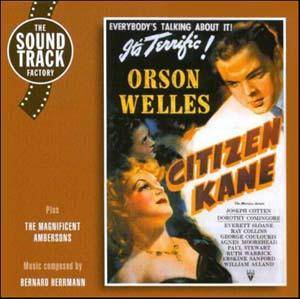 Cover - Bernard Herrmann: Citizen Kane / The Magnificent Ambersons