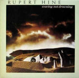 Cover - Rupert Hine: Waving Not Drowning