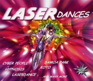 Laser Dances - Cover