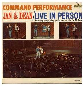 Cover - Jan & Dean: Command Performance