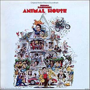 Cover - Lloyd Williams: National Lampoon's Animal House