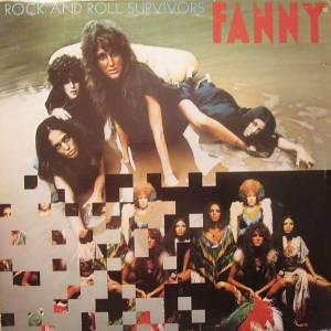 Cover - Fanny: Rock And Roll Survivors