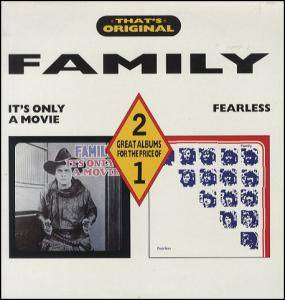 Cover - Family: It's Only A Movie / Fearless