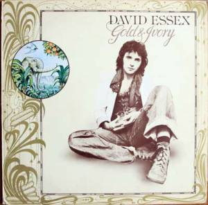 Cover - David Essex: Gold & Ivory