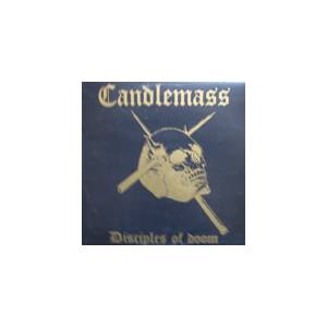 Candlemass: Disciples Of Doom - Cover