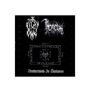 Cover - Throneum: Brotherhood In Darkness