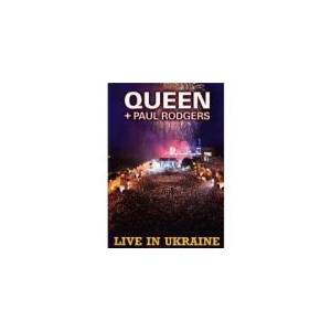 Queen & Paul Rodgers: Live In Ukraine - Cover