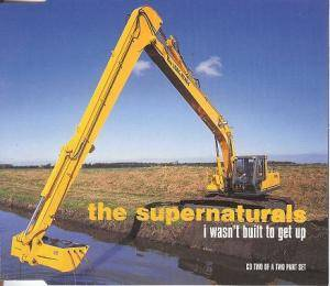 Cover - Supernaturals, The: I Wasn't Built To Get Up