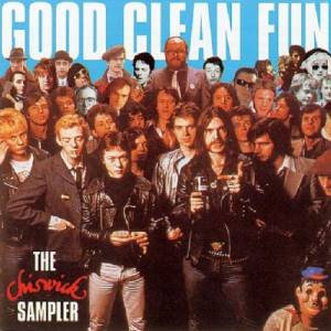 Cover - Johnny And The Self Abusers: Good Clean Fun - The Chiswick Sampler