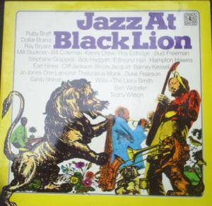 Jazz At Black Lion - Cover