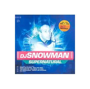 DJ Snowman - Supernatural - Cover