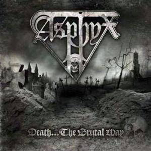 Asphyx: Death... The Brutal Way - Cover