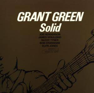 Grant Green: Solid - Cover