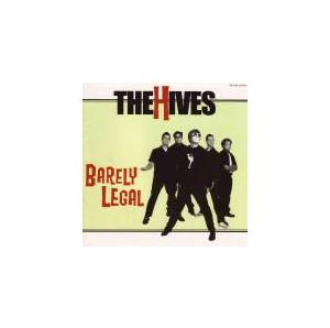 The Hives: Barely Legal (LP) - Bild 1