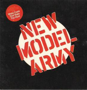 "New Model Army: New Model Army (12"") - Bild 1"