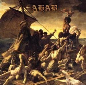 Ahab: Divinity Of Oceans, The - Cover