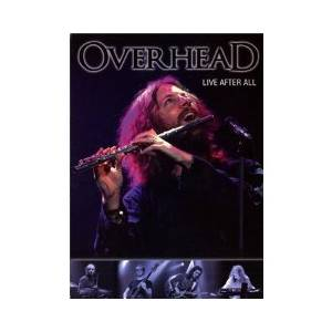 Overhead: Live After All - Cover