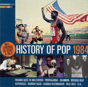History Of Pop 1984 - Cover