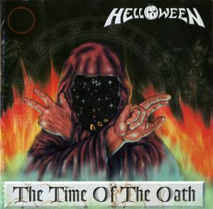 Helloween: Time Of The Oath, The - Cover